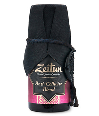 Антицеллюлитная смесь натуральных эфирных масел №5, Zeitun