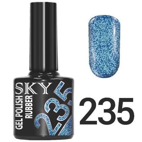 Sky Гель-лак трёхфазный тон №235 10мл