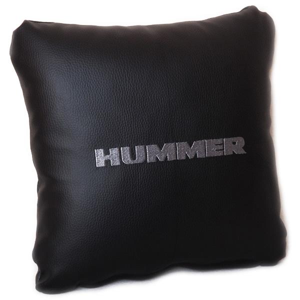 Подушка автомобильная с логотипом HUMMER