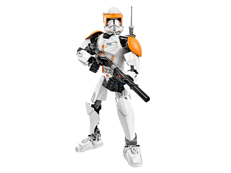 Лего 75108 Клон-коммандер Коди. Фигурка