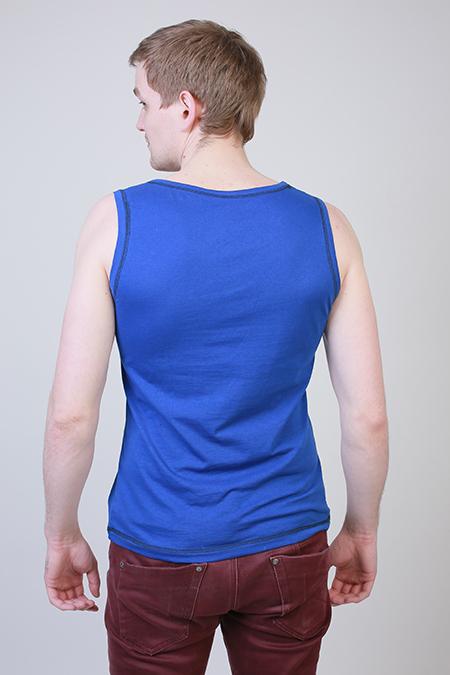 Лекала мужской футболки без рукава