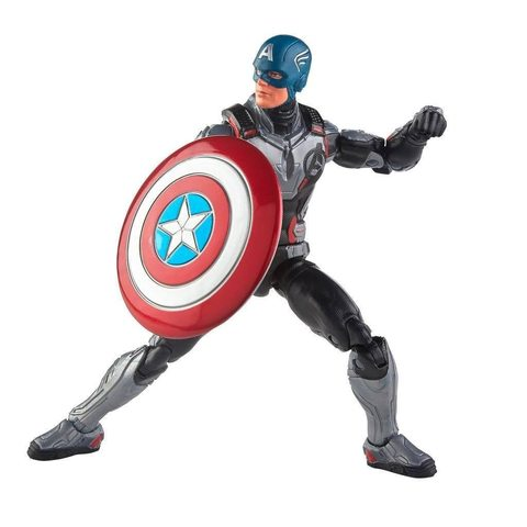 Фигурка Капитан Америка (Captain America) - Мстители: Финал, Hasbro
