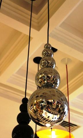 replica BUBBLE by Innermost ( silver )