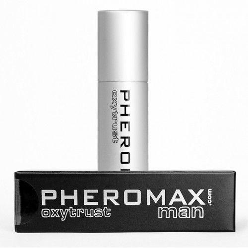 Концентраты феромонов: Концентрат феромонов для мужчин Pheromax Oxytrust for Men - 14 мл.