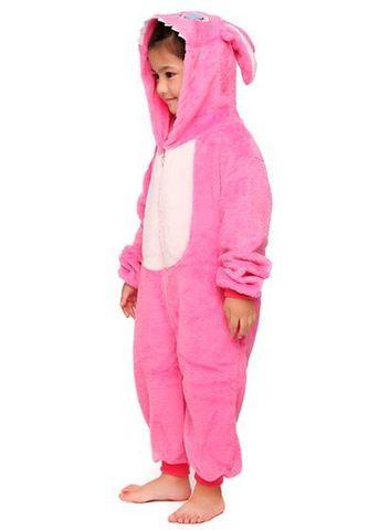 Розовый Стич детский 3