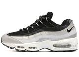 Кроссовки Мужские Nike Air Max 95 Black Grey White