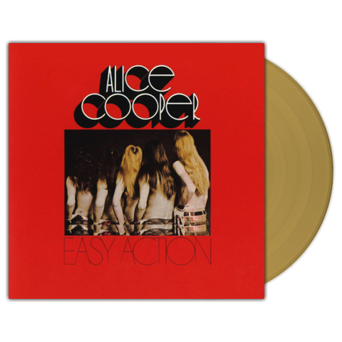 Alice Cooper / Easy Action (Coloured Vinyl)(LP)