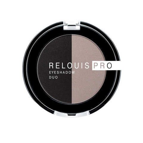 Relouis pro Тени для век Eyeshadow duo тон 106