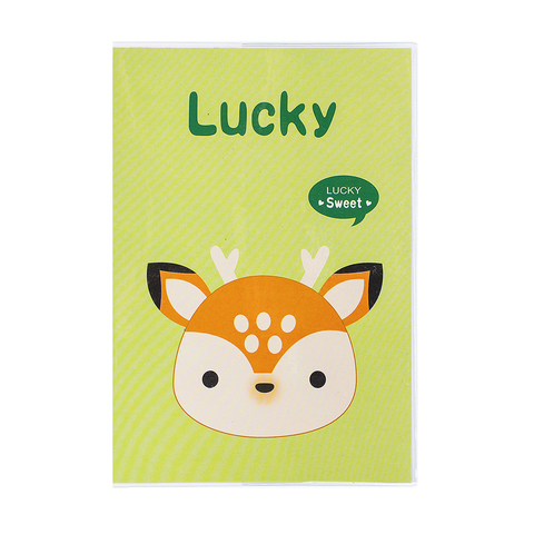 Планинг Mini Planner LUCKY Green