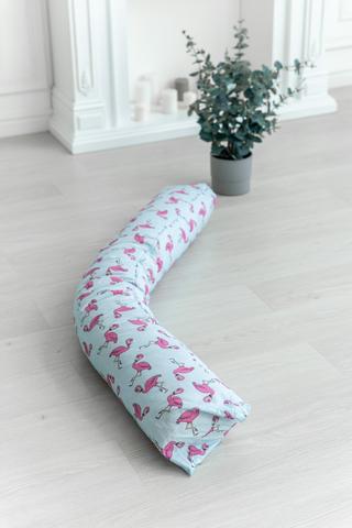 Наволочка на подушку I170 (поплин) 10746 фламинго