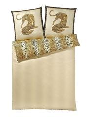 Наволочка 40x15 Elegante Gepard бежевая