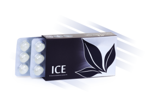 APL. Аккумулированное драже ICE для здоровья желудка
