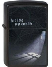 Зажигалка Zippo №218 Just Light