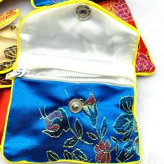 Китайский конверт шелковый