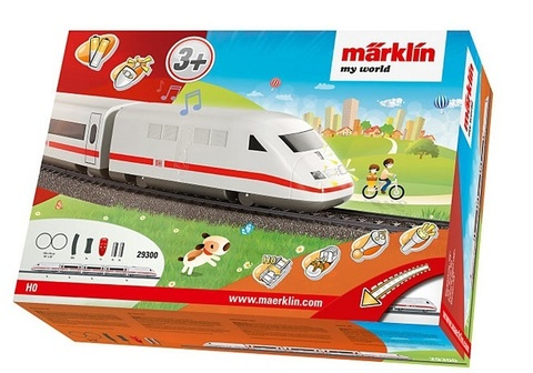 Marklin 29300 Стартовый набор пассажирский состав