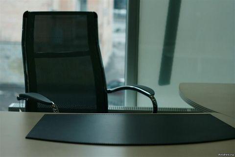 Бювар на стол из кожи от BUVARDO, Модель 21.