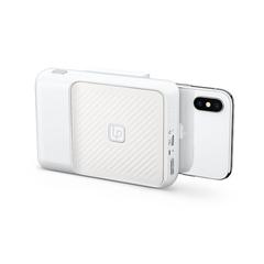 Портативный принтер LifePrint Instant Print Camera для iPhone, белый