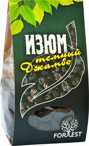 Изюм, Forest, темный Джамбо, 200 г