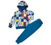 Спортивный костюм для мальчика Силачи на шахматной доске