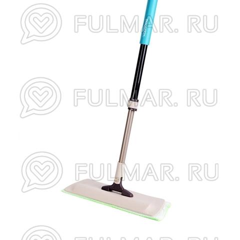 Швабра для мытья пола с микрофиброй BoomJoy E380