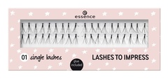 Накладные ресницы Essence Lashes To Impress, 01 Single Lashes