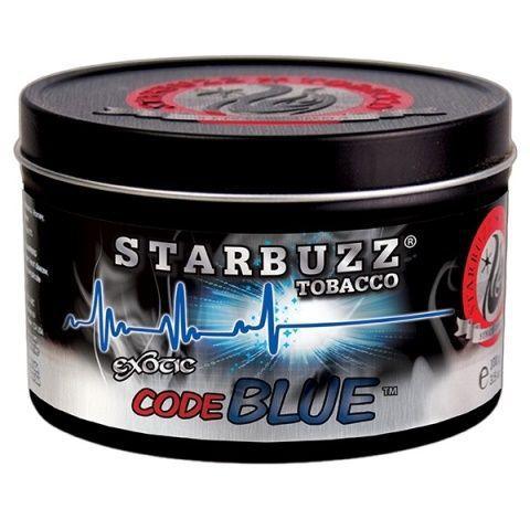 Купить табак для кальяна Starbuzz Code Blue в Балашихе