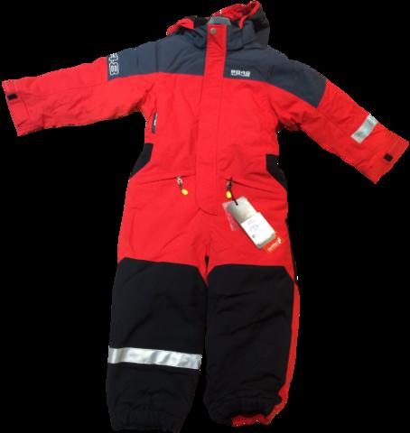 Детский горнолыжный комбинезон 8848 Altitude Dixon (red)