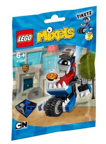 LEGO Mixels: Тикетц 41556