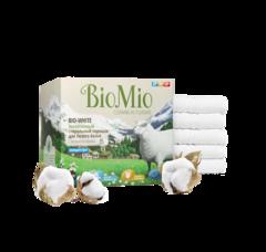 BioMio. Стиральный порошок для белого белья BIO-WHITE 1500 кг