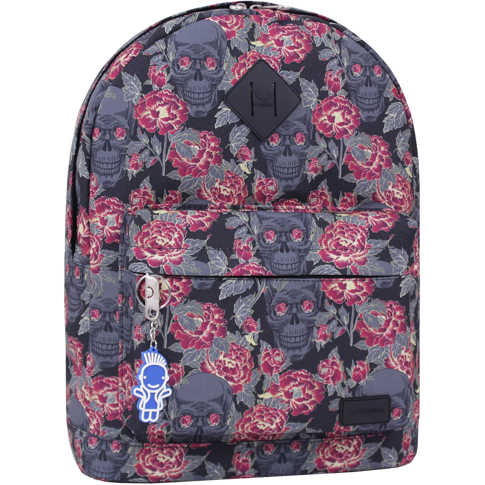 Городские рюкзаки Рюкзак Bagland Молодежный 17 л. сублимация 468 (00533664) IMG_9462_суб.468_.JPG