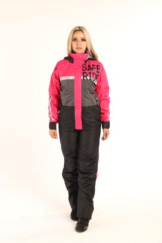 Starks, Дождевая куртка STARKS Dry Rain DR 219 Woman (Серо-Фиолетовый)