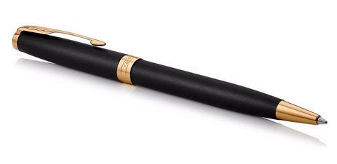 Шариковая ручка Parker Sonnet Matte Black GT123