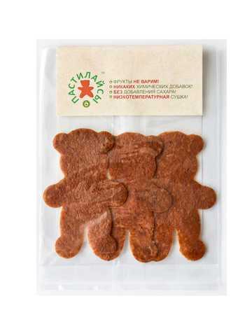 Пастилайсы три медведя от ecoapple