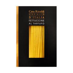 Паста Casa Rinaldi яичная Феттуччини с трюфелем лапша 250 г
