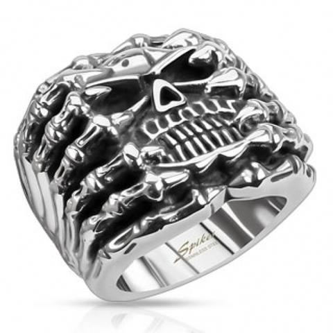 Перстень SPIKES R-Q8014