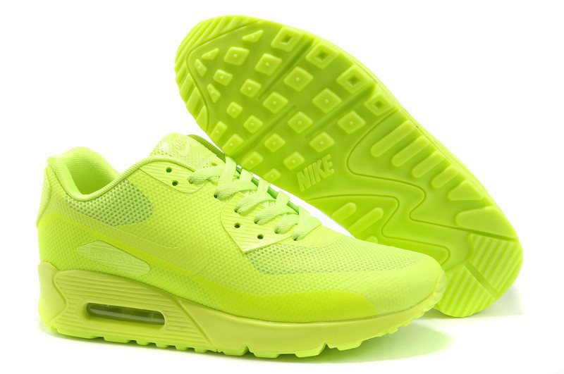 3d92fc28fde5 ... Кроссовки женские Nike Air Max 90 HyperFuse Green. Артикул