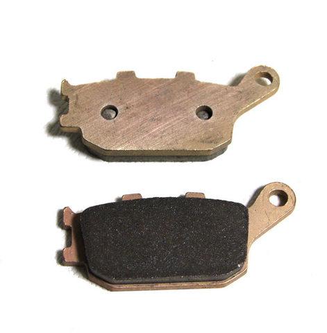 Синтетические тормозные колодки для Honda CBR 600 RR, NC 700, XL 700, CBF 1000