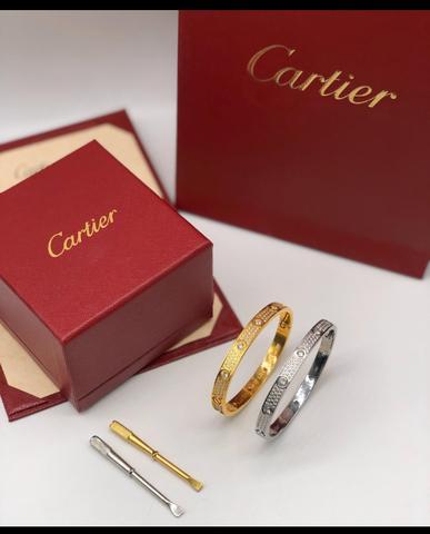 Браслет Cartier Love Elit