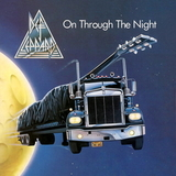 Def Leppard / On Through The Night (LP)