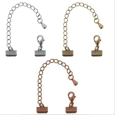 Концевик для ленты с замком