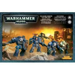 Space Marine Terminator Assault Squad
