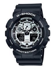 Наручные часы Casio G-Shock GA-100BW-1AER