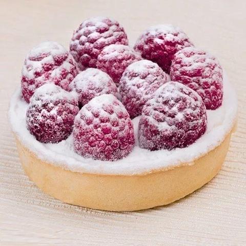 Пирожное Тарталетка малиновая Десерт
