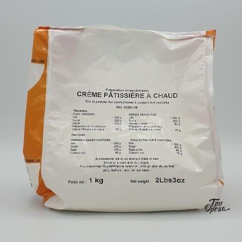 Крем ванильный Патисьер DGF Service, 1 кг