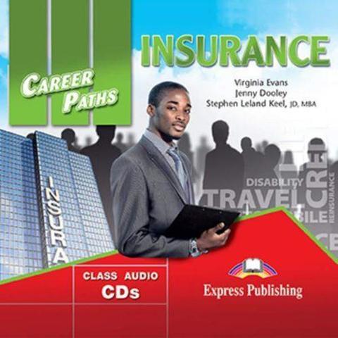 Insurance (ESP). Audio CDs (set of 2). Аудио CD (2 шт).