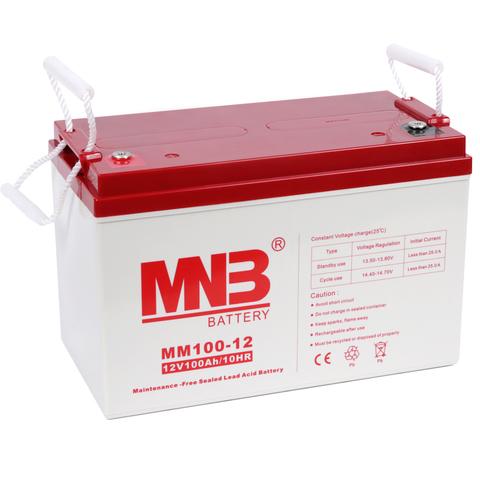 Аккумуляторы MNB MM 100-12 - фото 1