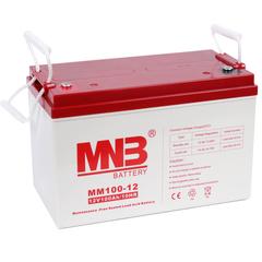 Аккумулятор MNB MM 100-12 - фото 1