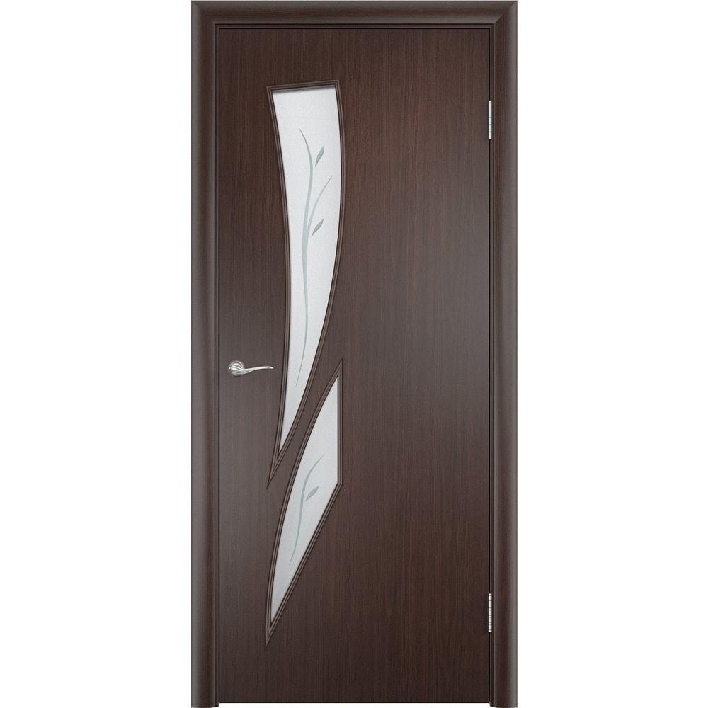Ламинированные двери Стрелиция венге со стеклом фьюзинг streliciya-pof-venge-dvertsov-min.jpg
