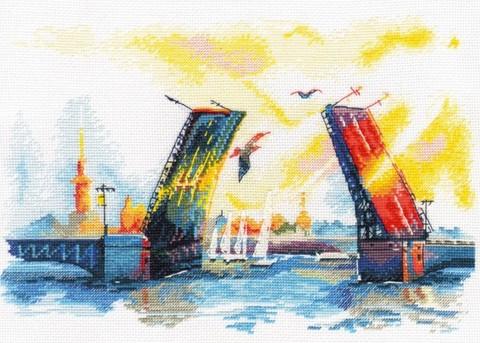 OVEN-1003 Дворцовый мост