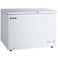 Ларь морозильный низкотемпературный 302л DELTA D-С302НК, класс А+, 3 корзины